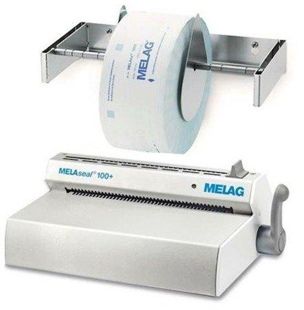 Podajnik ścienny na rękawy MELAseal, MELAG
